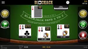blackjack en ligne argent reel